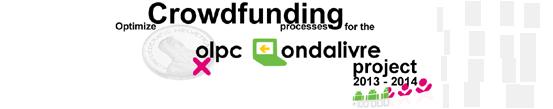 Crowdfunding Prozessoptimierung, 2013-2014