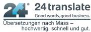 24translate.ch – Übersetzungen nach Mass – hochwertig, schnell und gut.