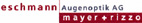 Sponsor -> eschmann,  Augenoptik AG, Hans-Peter Mayer, Augenoptikermeister...
