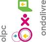 Logo OLPC / Ondalivre, Internet für Schulen in Entwicklungsländern