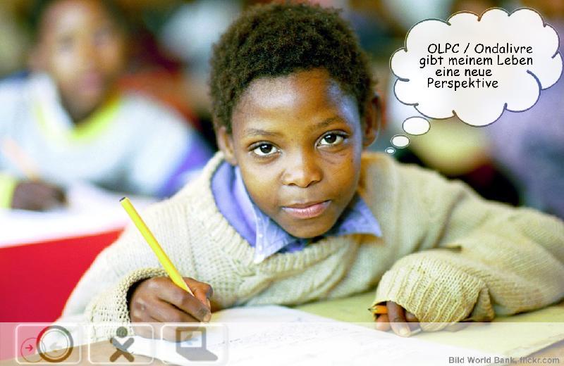 OLPC / Ondalivre gibt meinem Leben eine neue Perspektive